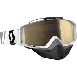 Scott USA Tyrant SX Snowcross Anti-Fog Goggles White