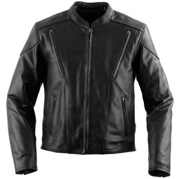 Black Brand Womens Delilah Leather Jacket