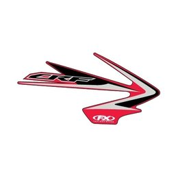 Factory Effex Replacement Tank Shroud Graphics For Honda CRF250R CRF450R