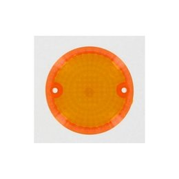 K&S Technologies Turn Signal Replacement Lens Amber For Kawasaki Eliminator