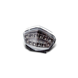 Rumble Concept LED Integrated Taillight Clear For Kawasaki Ninja 250R 2008-2012