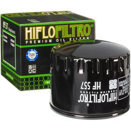 Hiflo Premium ATV Oil Filter LS For Bombardier John Deere HF557 Unpainted