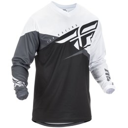 Fly Racing Mens F-16 F16 Jersey Black