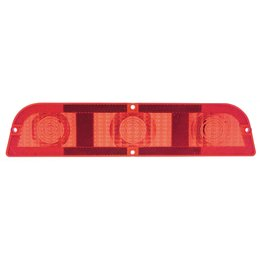 SPI Replacement Snowmobile Taillight Lens For Polaris Red 01-104-11 Red