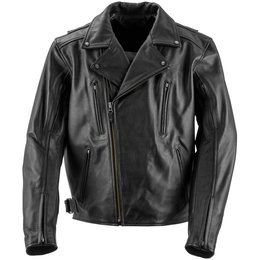 Black Brand Mens Neanderthal Leather Jacket