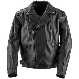 Black Brand Mens Neanderthal Leather Jacket