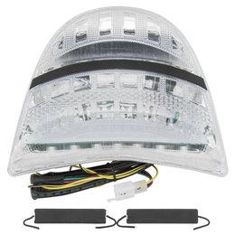 Bikemaster Integrated LED Tail Light Clear Lens For Honda CBR954RR TZH-116-INT Transparent
