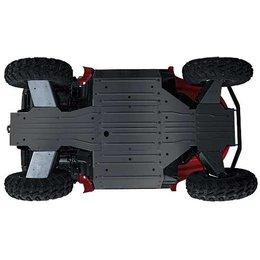WARN Armor Body Rear A-Arm For Yamaha Rhino 450 660 06-07