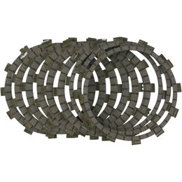 EBC CK Series Standard Cork Clutch Friction Plates Only For Yamaha CK2363