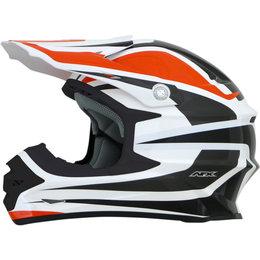 AFX FX21 Full Face Multi Helmet White