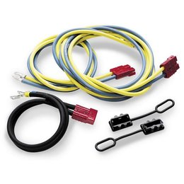 Warn Industries Multi-Mount Wiring Kit 50 Amp 48/120 IN Lead FT/RR