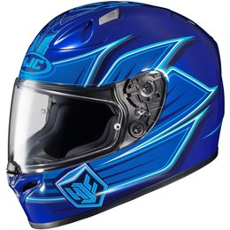 Blue Hjc Mens Fg-17 Banshee Full Face Helmet 2014