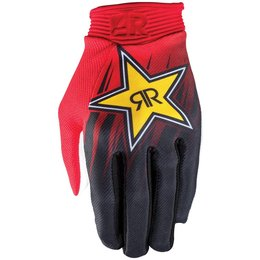 White, Black Answer Mens Rockstar Gloves 2015 White Black