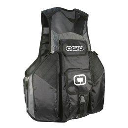Ogio MX Flight Vest Utility Hydration Gear Vest Black