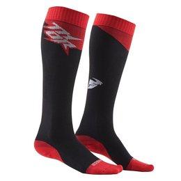 Flash Red Thor Boys Mx Coolmax Riding Socks 2015