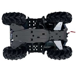 Warn Industries Armor Body Front A-Arm For Yamaha Grizzly 700 660