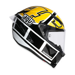 AGV Corsa R Valentino Rossi Goodwood Full Face Helmet Multicolored