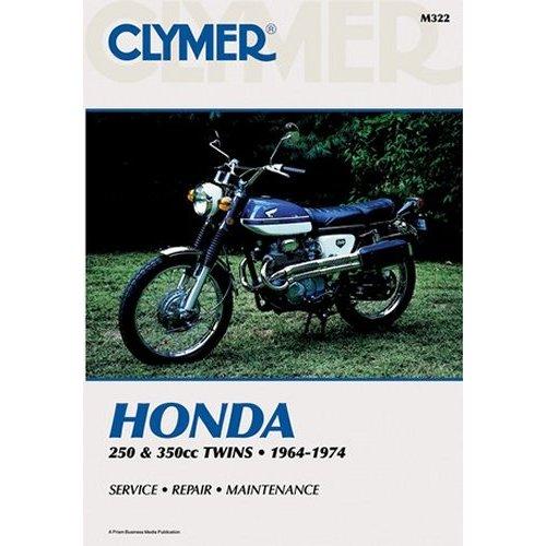 31 23 clymer repair manual for honda 250 350 twin 64 74 631387 rh ridersdiscount com honda fourtrax 350 repair manual honda fourtrax 350 repair manual