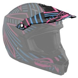 Black, Pink Msr Replacement Visor For 2012 Assault Starlet Helmet Black Pink