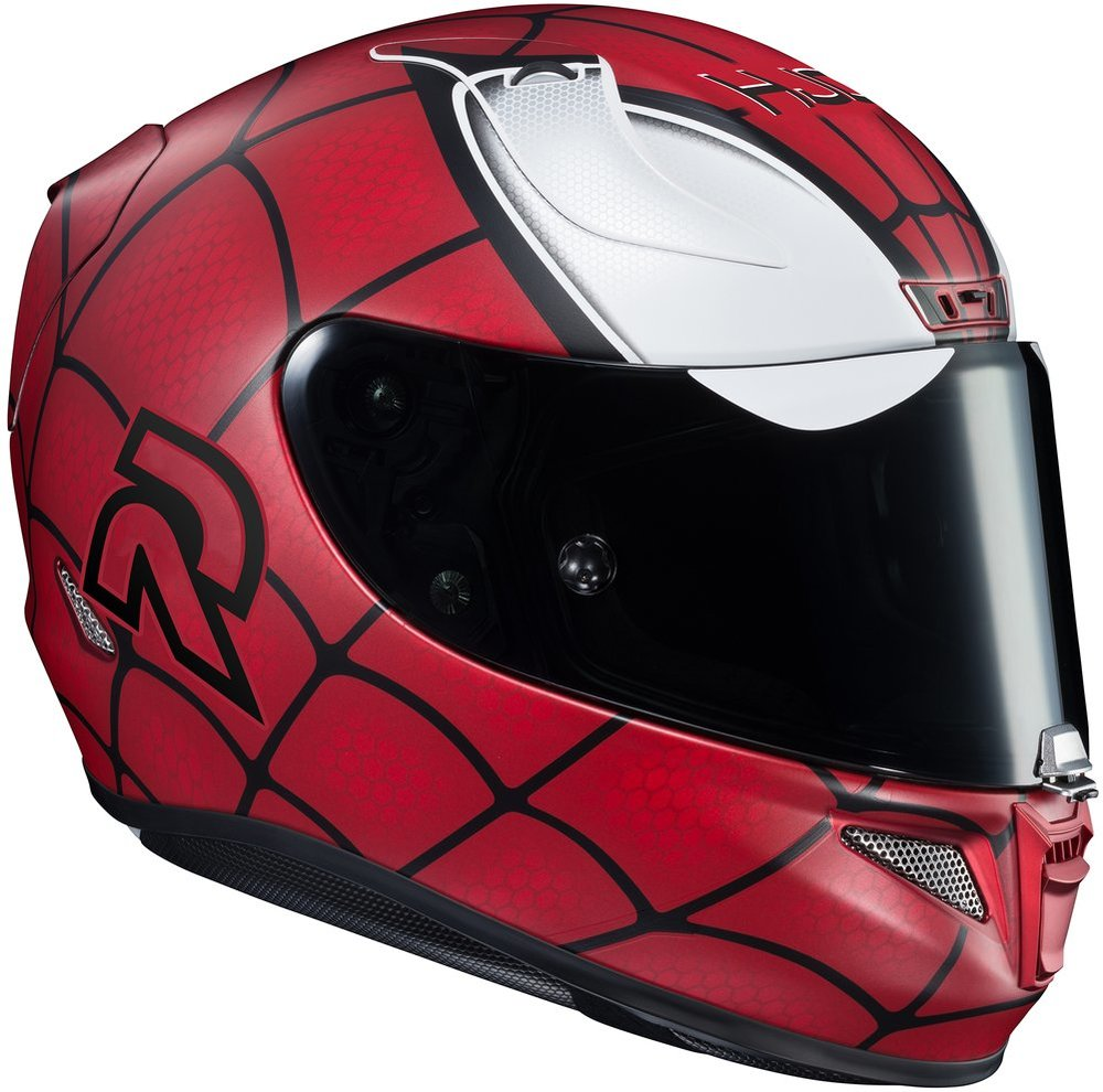 Hjc Rpha 11 >> $251.06 HJC Marvel Spiderman Officially Licensed RPHA 11 #1005501