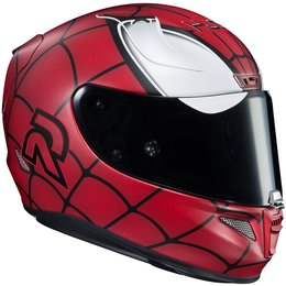 HJC Marvel Spiderman Officially Licensed RPHA 11 Pro Full Face Helmet Red