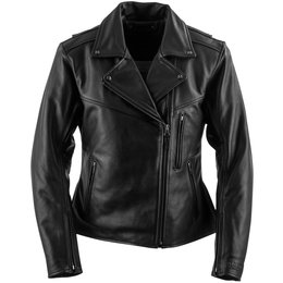 Black Brand Womens Enchantress Leather Jacket