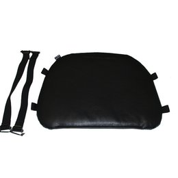 Pro Pad Leather Touring Seat Pad 17 Wide X 14 Long