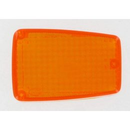 K&S Technologies Turn Signal Replacement Lens Amber For Honda CB GL 79-86
