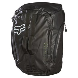 Fox Racing Active Day Pack Laptop Hiking Sports Backpack Black
