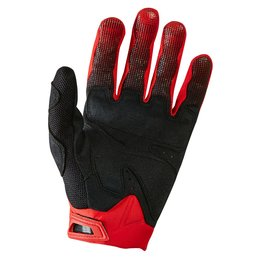 Fox Racing Mens Pawtector Race MX Motocross Gloves CLOSEOUT Red