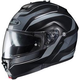 Flat Black Hjc Is-max 2 Ismax2 Style Modular Helmet