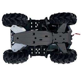 Warn Industries Armor Body Rear A-Arm For Yamaha Grizzly 700 660