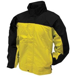 Yellow Frogg Toggs Elite Highway Rain Jacket Safety Green Nth65125-148lg