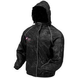 Black Frogg Toggs Womens Sweet T Rain Jacket Ft63532-01wsm