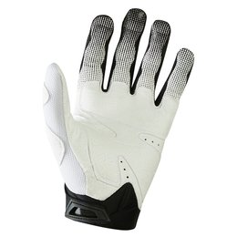 Fox Racing Mens Pawtector Race MX Motocross Gloves CLOSEOUT Black