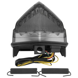 Bikemaster Integrated LED Tail Light Smoke Lens For Honda CB1000R TZH-312-INT-S Grey