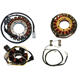 Ricks Motorsport High Output Stator For Honda TRX125 TRX 125 1987-1988