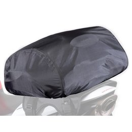Cortech Replacement Rain Cover For Super 2.0 24 Liter Tail Bag Universal Black