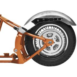 Bikers Choice Custom Rear Fender Raw Steel 11
