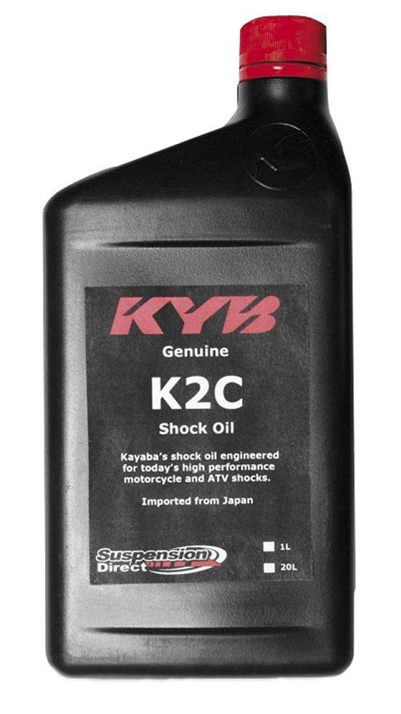 $31 27 KYB K2C Shock Oil 1 Quart Universal #942523