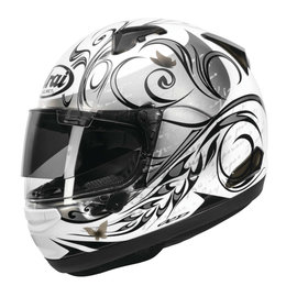 Arai Womens Quantum-X Style Full Face Helmet Black