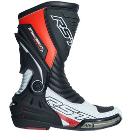 RST Mens TracTech Evo III Sport CE Approved Boots Red