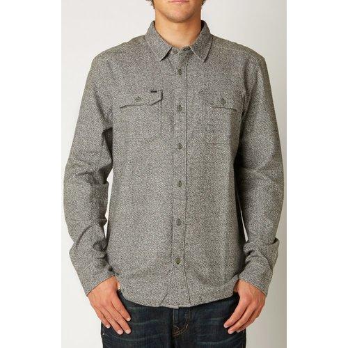 Fox Racing Mens Silt Long Sleeve Flannel Shirt 221658