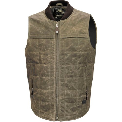 $220.00 RSD Mens Quilted Cotton Vest #994176 : quilted cotton - Adamdwight.com