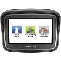 TomTom Rider Motorcycle Navigation System Kit Black