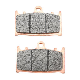 Vortex SS Superbike Sintered Front Brake Pads Single Set Kawasaki Suzuki 631SS Unpainted