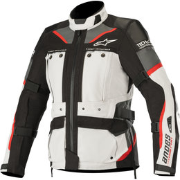 Alpinestars Womens Stella Andes Pro Drystar Tech-Air Compatible Textile Jacket Grey