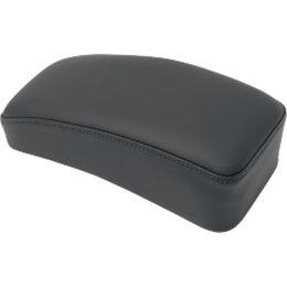 Drag Specialties Long Pillion Pad Passenger Seat For Harley Black 0807-0039