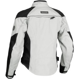 Silver Firstgear Womens Contour Tex Jacket