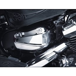 Chrome Show Side Covers For Yamaha Royal Star 96-09